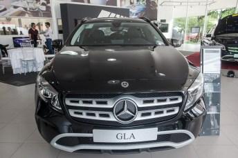 Lançamento do Novo Mercedes GLA-3-2