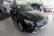 Lançamento do Novo Mercedes GLA-4-2