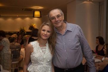 Livia Pouchain e Jurandir Picanço