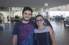 Patricio Neto e Eliete Costa