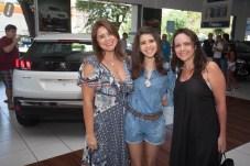 Rachel e Thais Monteiro, Sandra Firmo