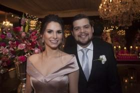 Rafaela e Daniel Simoes