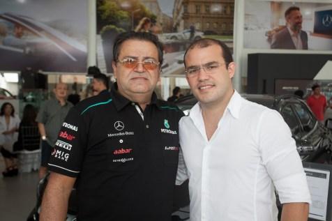 Samuel Diniz e Eduardo Weimar