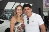 Talyzie Mihaliuc e Marcelo Sombra_