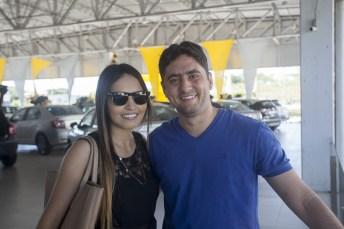 Wanessa Campos e João Daniel