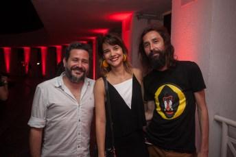 Alexandre Valle, Isabela Costa e Marcio Caetano