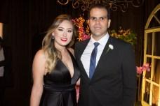 Andrea Lopes e Adriano Viana