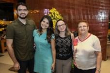 Antonio Mauro , Amanda Castro , Alexandra Mano e Maria De Jesus (2)