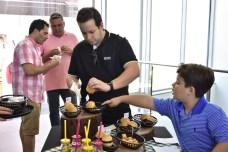 Audi Mini Burger - Audi Center Fortaleza 081