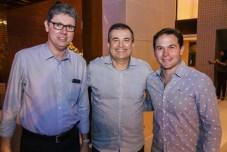 Augusto Albuquerque , Ricardo Bezerra e Fabio Albuquerque