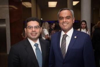 Bruno Queiroz e Marcelo Mota