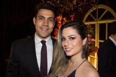 Bruno e Camilla Sousa