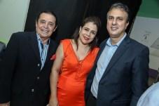 Carlos , Flavia Castelo e Camilo Santana (2)