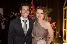 Diogo e Aline Ferreira Gomes