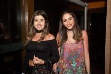 Estefane de Vicente e Paloma Cavalcante