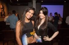 Jessica Barbosa e Andressa Lima Verde