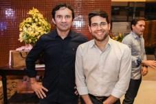 Jorge Cruz e Tiago Costa