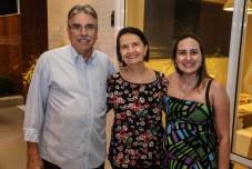 Jorge Eduardo , Ana Helena , Tais Ellery