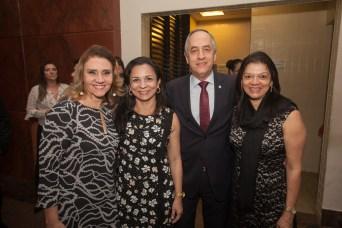 Joriza Pinheiro, Luciana Sousa, Celia Pinheiro e Mario Ferraz