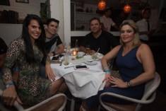 Karla Machado, Jeibson Lucas, Luiz e Erica Araujo