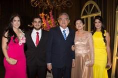 Lara, Felipe, Ivan, Jacilda, Sara Mendes