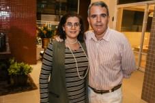 Leila Vasconcelos e Dirciu Junior
