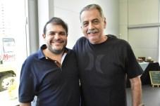 Marcos Viveiros e Marcos Torres de Melo