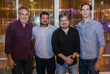 Paulo Angelin , Adriano Alves , Marcio Herrique e Renato Barroso