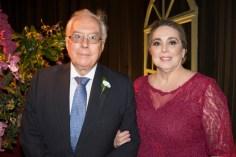 Petronio e Denise Vieira