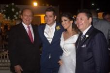 Rafael Leal, Newton Basto, Larissa Ximenes e Ivens Jr Dias Branco