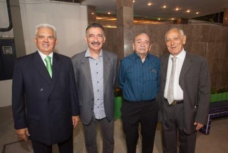 Tales de Sá Cavalcante, Arthur Bruno, Edson Liberato e Ednilo Soarez