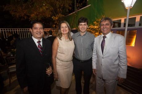 Talles e Hildete Sa Cavalcante, Deise Machado, Jaqueline Sa Cavalcante e Dito Machado-2