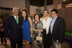 Tales e Hildete Sa Cavalcante, Deise Machado, Jaqueline Sa Cavalcante e Dito Machado