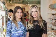Tayra Romcy e Raquel Macedo