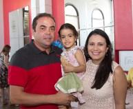 Teco Rocha, Sara e Aline Teles (1)
