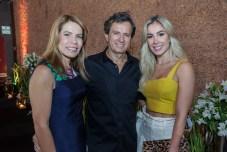 Maira, Aderaldo e Priscila Silva