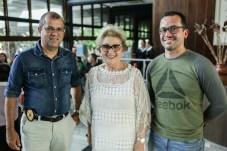 Alexandre Avila, Socorro Fraça e Andre Costa (2)