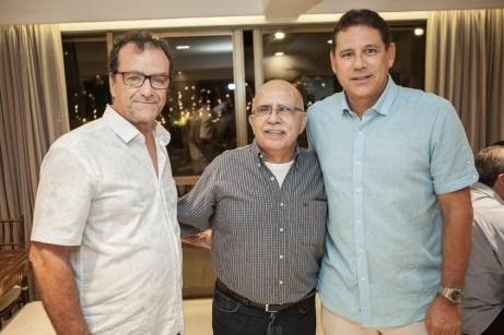 Alexandre Martins, Leo Teixeira e Marcus Medeiros (2)