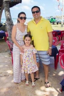 Claudiana, Letícia e Rodrigo Loureiro (1)