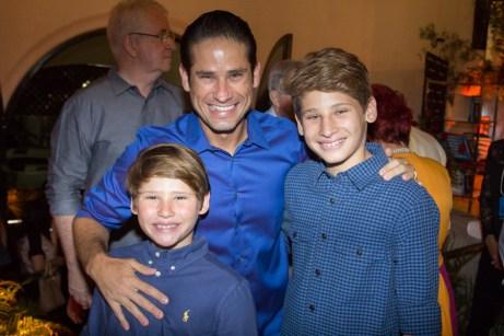 Davi Filho, Davi Rodrigues e Patrick Rodrigues (2)