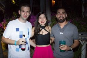 Felipe Lacheer, Isadora Pimentel e Bruno Ponce (2)