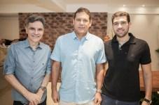 Fernando Deusdara, Marcus Medeiros e Lucas Medeiros (2)