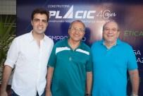 Gama Filho, Paulo Cunha e Eugenio Montenegro