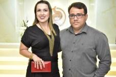 Gisele Brasil e Carlos Eduardo