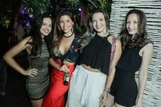 Iamna Benevides, Natalia Benevides,Marina Frota e Amanda Benevides