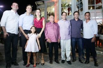Josbertini Clementino, Camilo, Luiza, Onelia Santana, Adson Sa, Salmito Filho, Bruno Gonçalves e Rafael Sa (4)