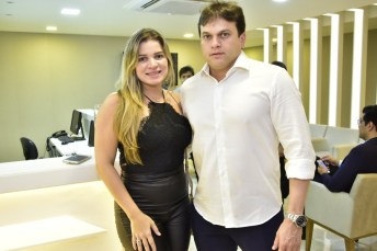 Kamila Monteiro e Adriano Barbosa