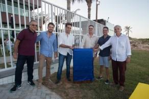 Marciano Freitas, Marcelo Barbosa, Gama Filho, Jose Carlos Gama, Rafael Sá e Luiz Henrique Coelho_