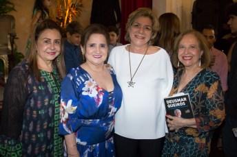 Maria Gurgel, Auricélia Queirós, Stella Rolim e Ana Maria Pessoa (1)