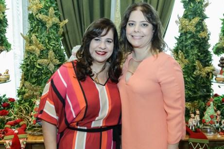 Martinha Assunção e Claudia Gradvhol